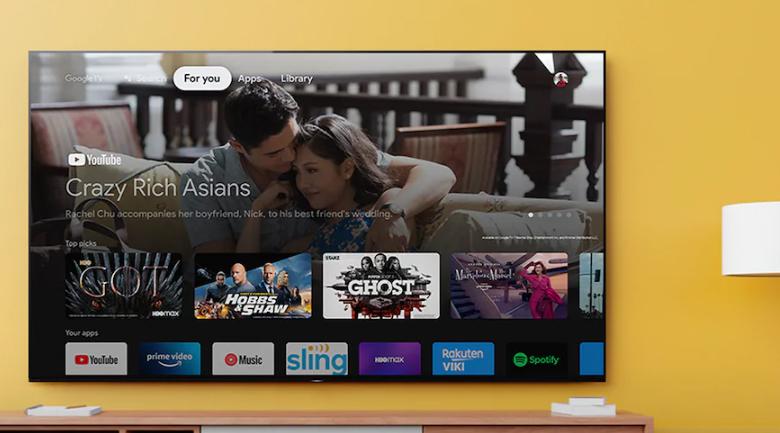 Tivi LED Sony KD-43X75 - Hệ điều hành