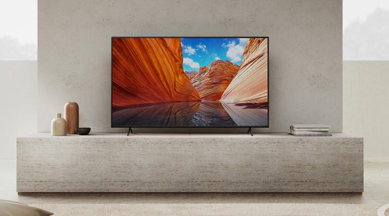 Sang trọng, tinh tế - Tivi LED Sony KD-65X80J