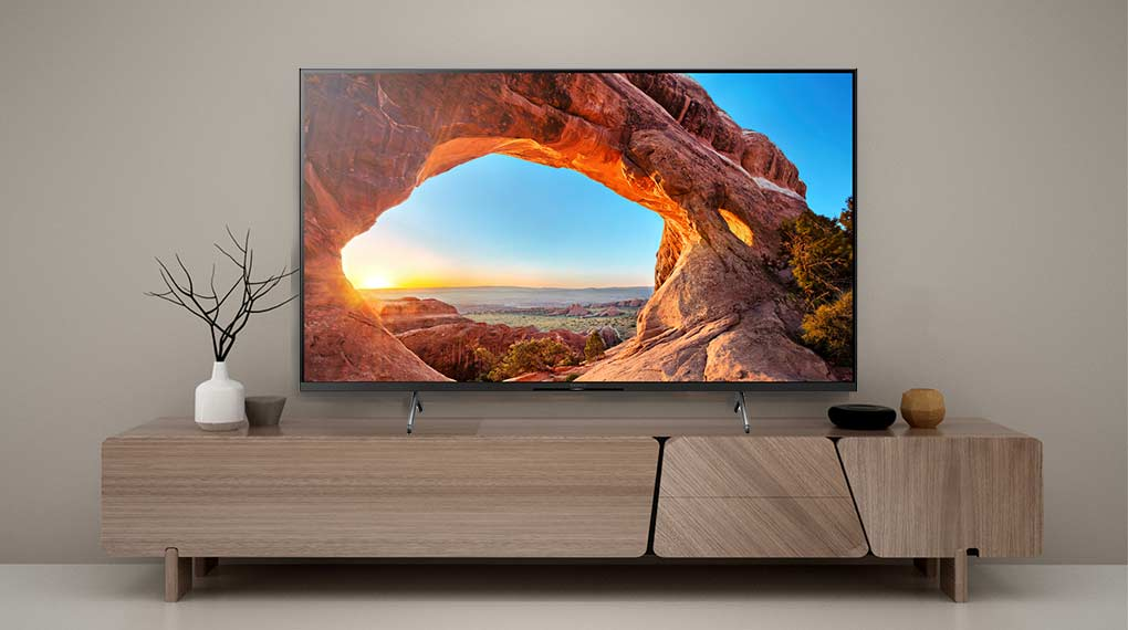 Thiết kế hiện đại, sang trọng - Tivi LED Sony KD-50X85J