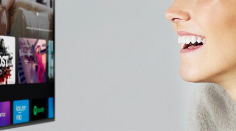 Tivi LED Sony KD-65X85J - Tìm kiếm bằng giọng nói
