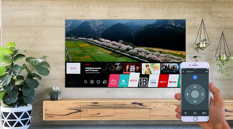 Tivi LED Sony KD-85X86J - Android TV