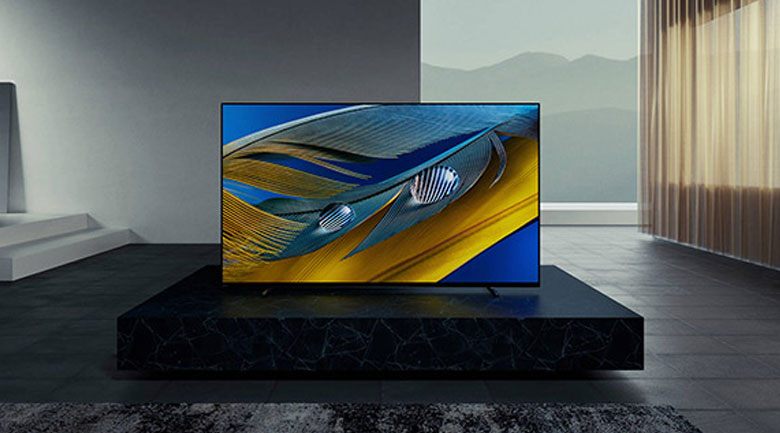 Thiết kế - Android Tivi OLED Sony 4K 55 inch XR-55A80J