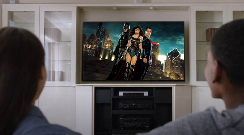 Dolby Vision - Android Tivi OLED Sony 4K 77 inch XR-77A80J