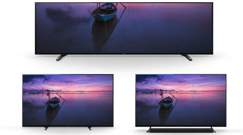 Thiết kế - Android Tivi OLED Sony 4K 77 inch XR-77A80J