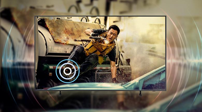 Smart Tivi Khung Tranh The Frame QLED Samsung 4K 75 inch QA75LS03A - Trải nghiệm âm thanh