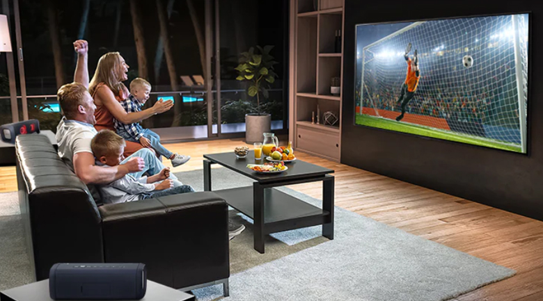 Smart Tivi OLED LG 4K 65 inch 65G1PTA - Âm thanh
