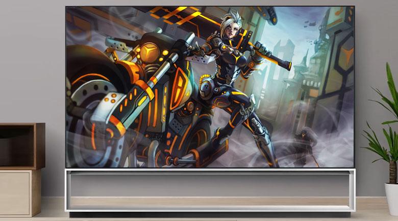 FreeSync và G-Sync - Smart Tivi OLED LG 8K 88 inch 88Z1PTA