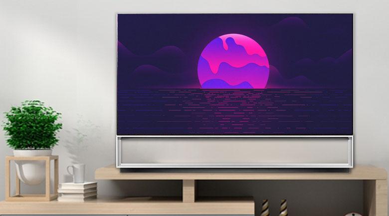 Thiết kế - Smart Tivi OLED LG 8K 88 inch 88Z1PTA