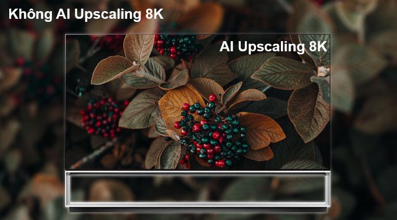 AI Upscaling 8K - Smart Tivi OLED LG 8K 88 inch 88Z1PTA