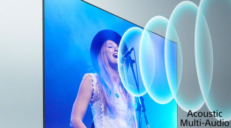 Acoustics Multi-Audio - Android Tivi Sony 4K 75 inch XR-75X90J