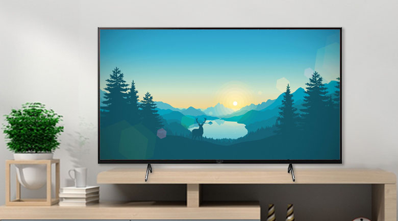 Thiết kế - Android Tivi Sony 4K 75 inch XR-75X90J