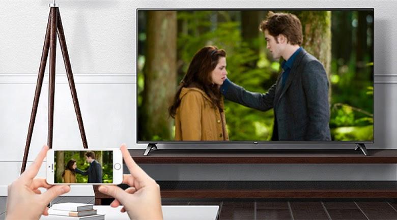 Smart Tivi OLED LG 4K 48 inch 48A1PTA - AirPlay 2