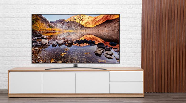Sang trọng, tinh tế - Smart Tivi NanoCell LG 4K 75 inch 75NANO86TPA