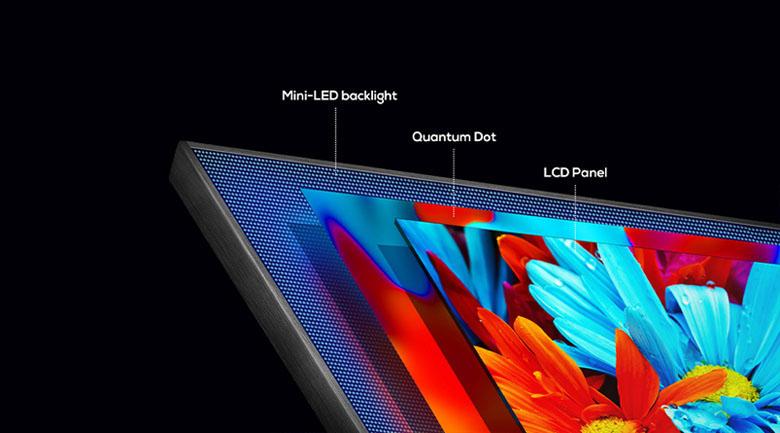 Mini LED - Android Tivi Mini LED TCL 4K 65 inch 65C825