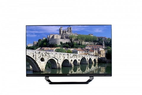Tivi LED LG 42LM6410 42 inches Full HD Smart TV 3D Dynamic MCI 400 Hz-hình 7