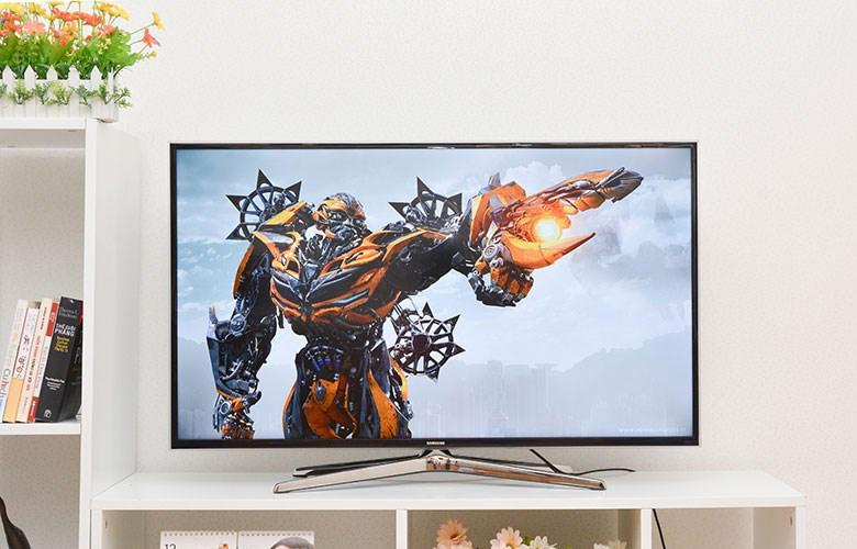 Tivi LED Samsung UA40H6400 - Smart tivi trang bị chip lõi tứ xử lý mạnh mẽ