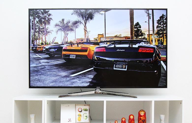 Tivi LED Samsung UA55H6400 - Smart tivi kết nối không dây tiên tiến