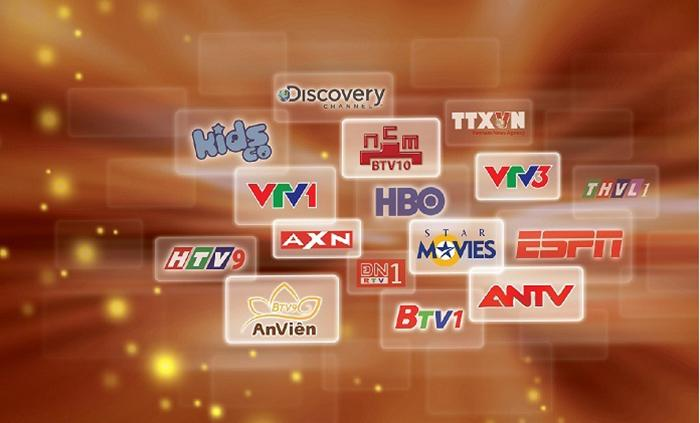 Ít nhất 15 kênh KTS miễn phí với DVB-T2