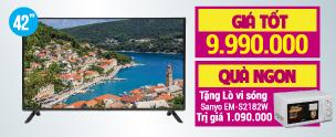 Khuyến mãi Tivi Tivi LED LG 42LB551T 42 inch