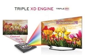 Chip Triple XD Engine tạo độ sắc nét