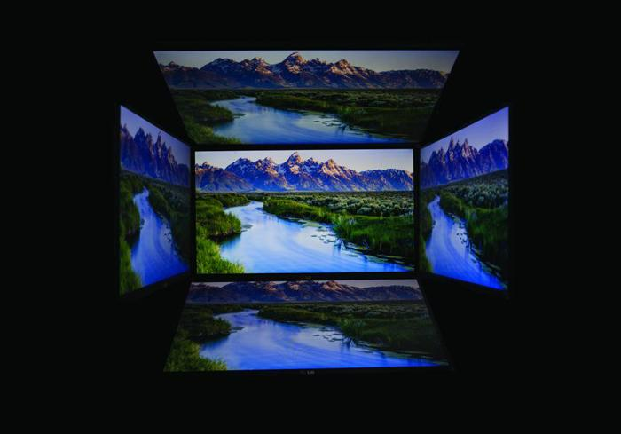 Công nghệ màn hình IPS cho ảnh sâu đi kèm góc nhìn rộng