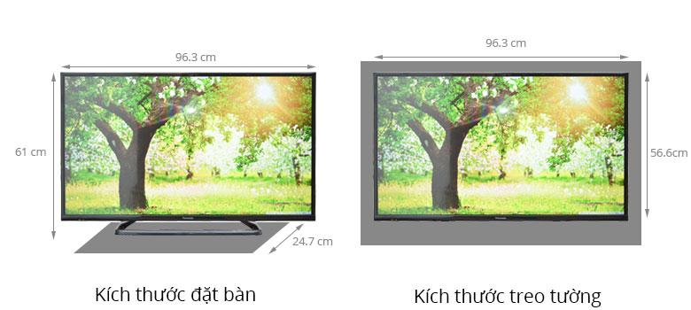 Tivi LED Panasonic TH-42A400V 42 inch