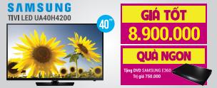 Tivi LED Samsung UA40H4200 40 inch