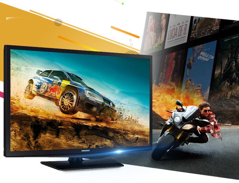 Internet Tivi Samsung 32 inch UA32H4303 - Hình ảnh sắc nét trung thực