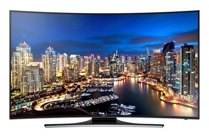 SMART TIVI LED SAMSUNG UA55HU7200- Tivi màn hình cong độ phân giải UHD độc đáo