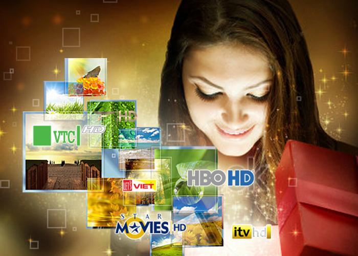Đầu thu DVB-T2 giúp bạn xem các kênh kỹ thuật số miễn phí