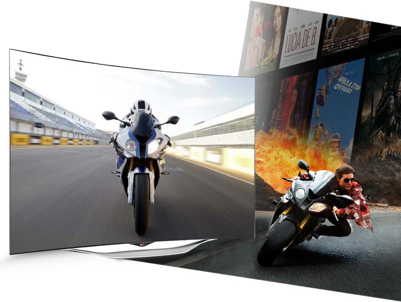 Smart Tivi 3D OLED LG 55EC930T 55 inch - Công nghệ Pixel Dimming điều chỉnh mức độ sáng tối để hình ảnh đạt được độ sâu trung thực và rõ nét nhất