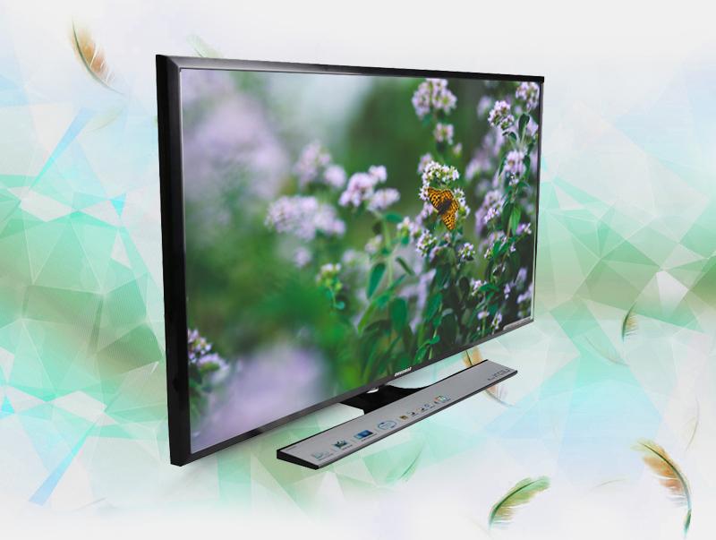 Tivi LED Samsung UA32J4100 32 inch - Thiết kế tinh tế, đẹp mắt mang đến một luồng gió mới cho phòng khách nhà bạn