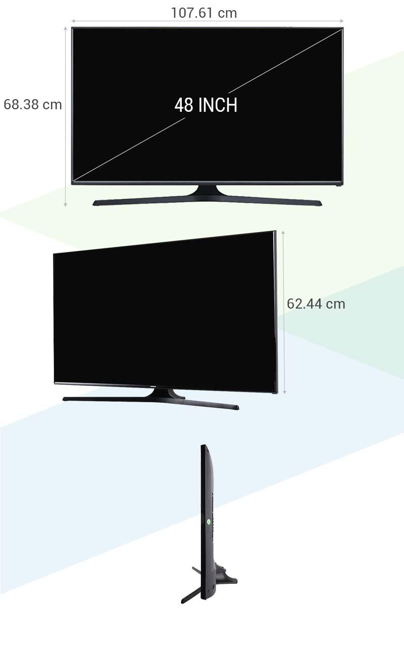 Tivi LED Samsung UA48J5100 48 inch   - Thông số kỹ thuật