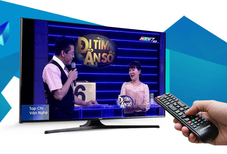 Đầu thu DVB-T2 tích hợp sẵn giúp thu được nhiều kênh truyền hình kỹ thuật số miễn phí