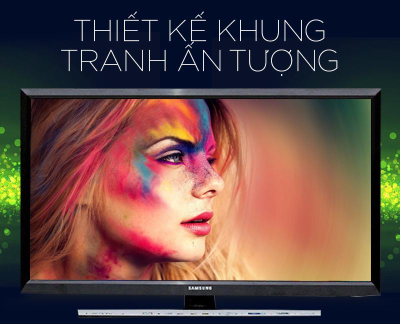 Giải trí thỏa thích cùng  Tivi Samsung 24 inch UA24J4100