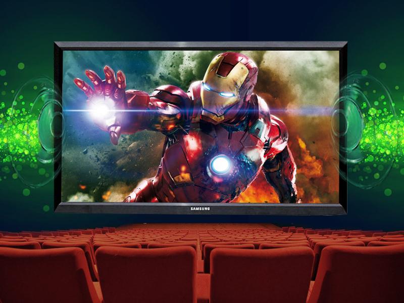 Âm thanh mạnh mẽ, bùng nổ với công nghệ Dolby Digital Plus