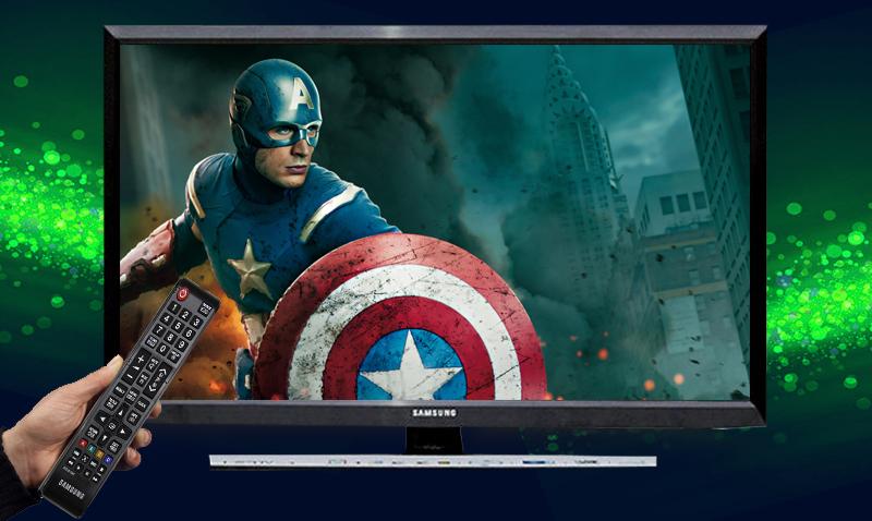 Xem nhiều kênh truyền hình kỹ thuật số miễn phí với chất lượng cao nhờ đầu thu DVB-T2 có sẵn