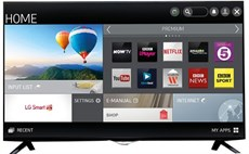 "Smart TV 4K LG 42"""