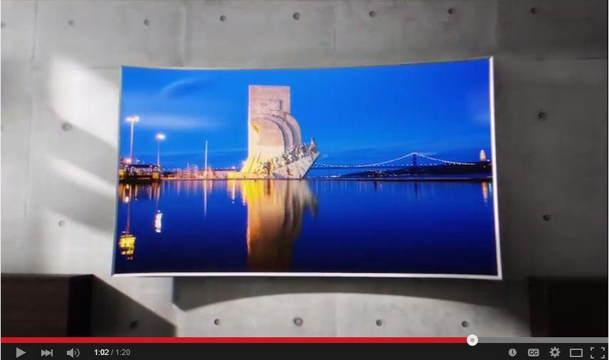 Smart Tivi Curved Samsung UA78JS9500 78 inch