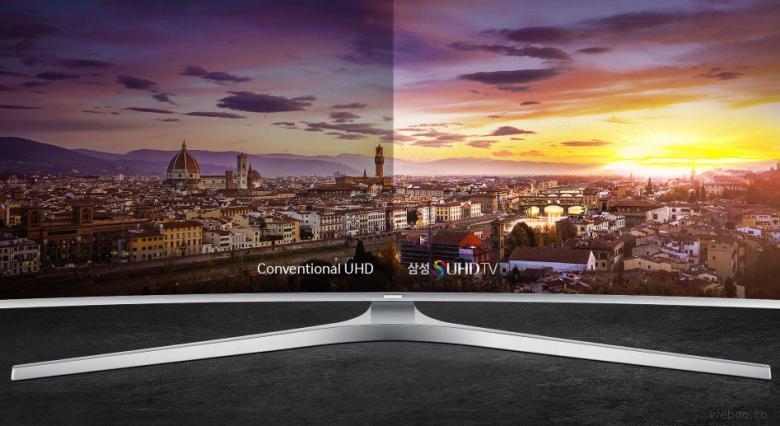 Tivi SUHD có chất lượng hình ảnh hơn hẳn tivi UHD thông thường