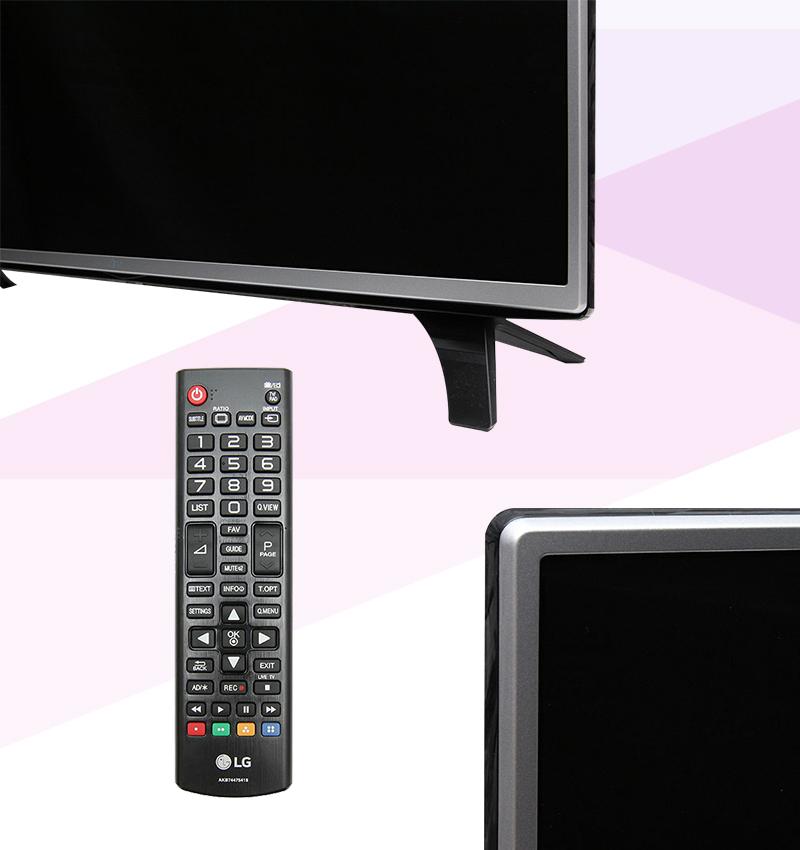 Tivi LED LG 49LF540T 49 inch - Thông số kỹ thuật
