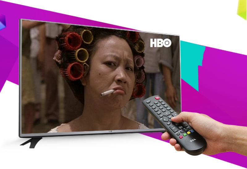 Tivi LED LG 49LF540T 49 inch -  Thu được nhiều kênh truyền hình kỹ thuật số chất lượng cao miễn phí