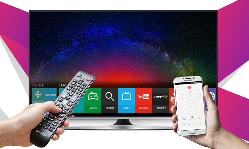 Smart Tivi 32 inch Samsung UA32J5500 - Điều khiển tivi bằng điện thoại thông minh