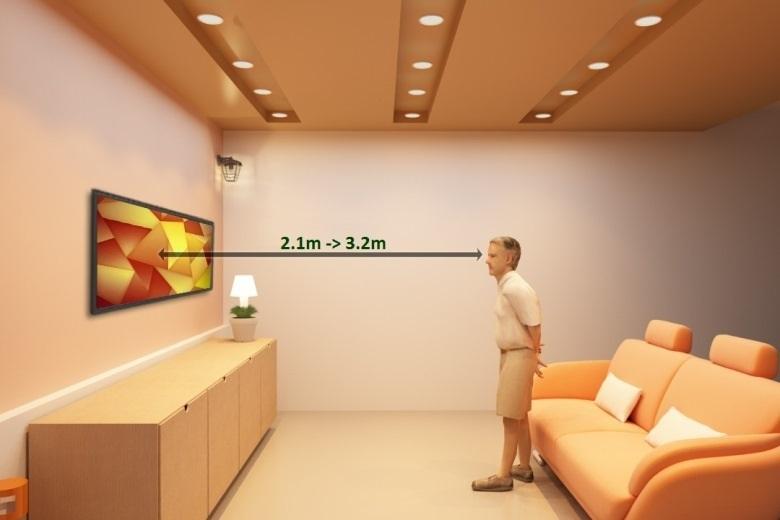 LG TV LED IPS 42in FullHD - Model 42LF550T, BH 2 năm, Mới 100% chưa khui thùng, chỉ 6trxx - 8