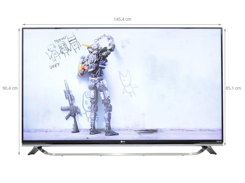 Thông số kỹ thuật Smart Tivi LG 65 inch 65UF850T
