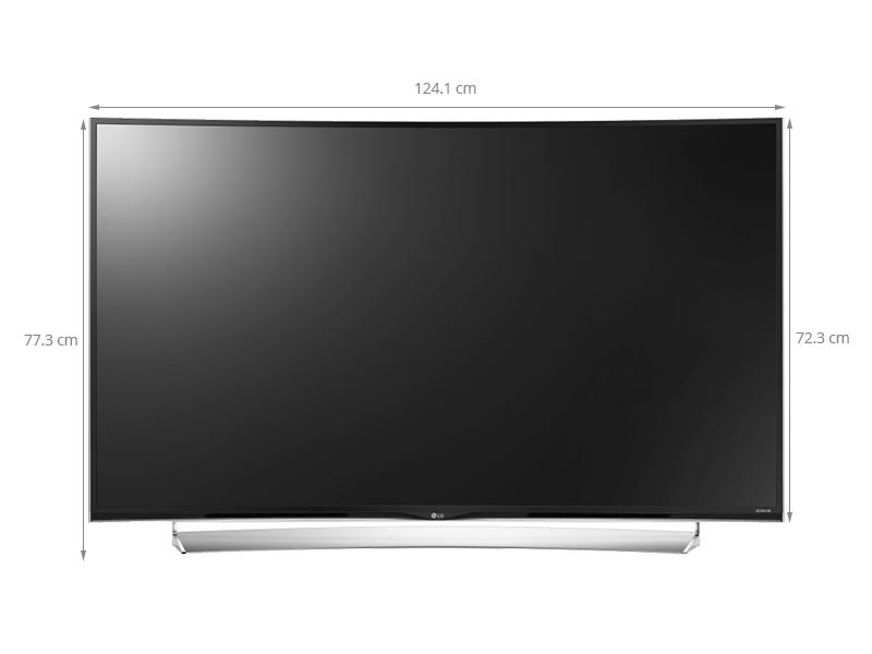 Thông số kỹ thuật Smart Tivi LED LG 55UG870T 55 inch