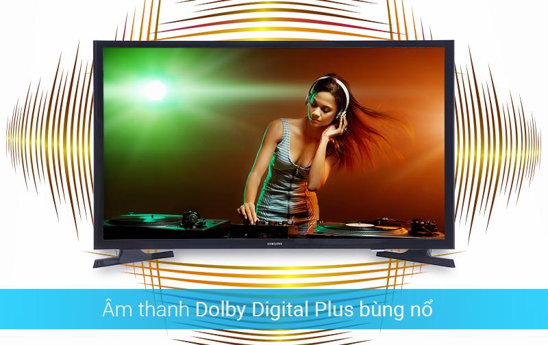 Công nghệ âm thanh Dolby Digital Plus trên tivi Samsung