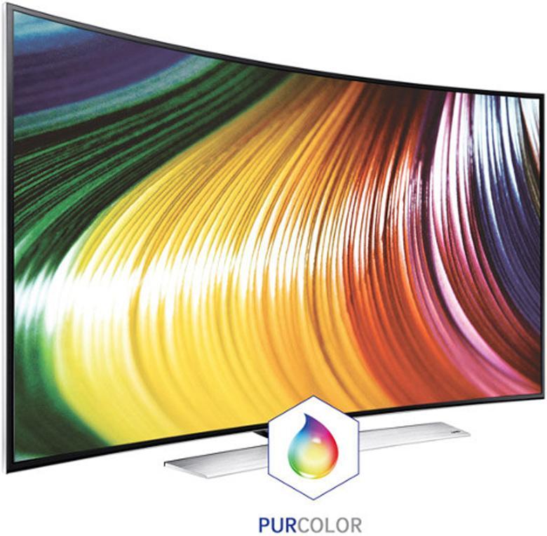 Công nghệ Purcolor với màu sắc trung thực