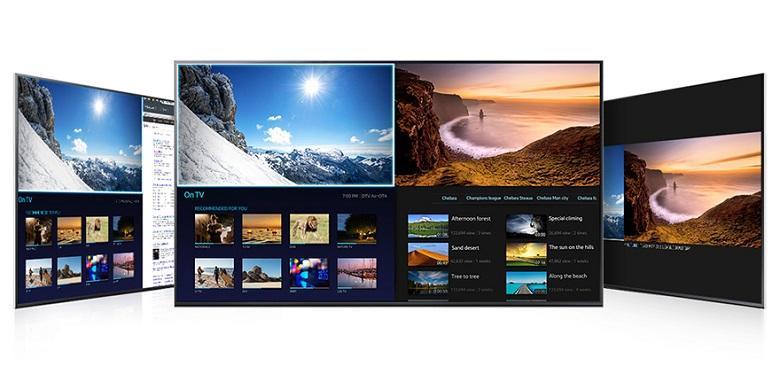 Multi - Link Screen tiện lợi