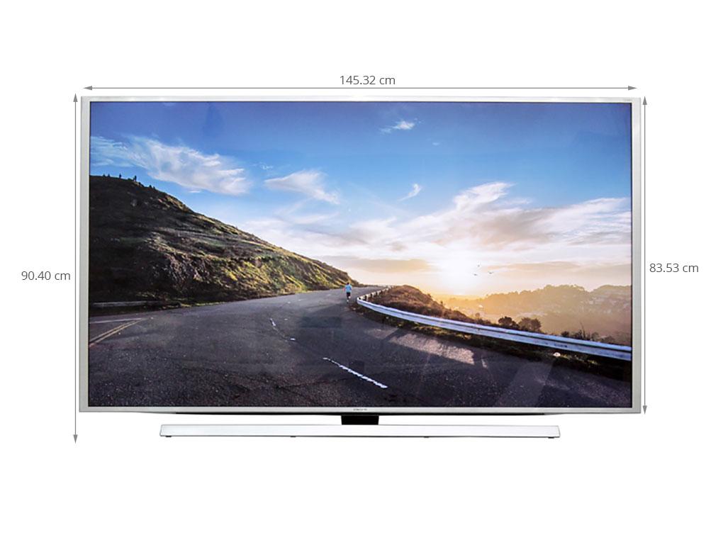 Thông số kỹ thuật Smart Tivi Samsung 65 inch UA65JS8000